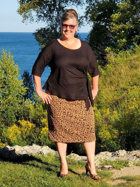 Tourist Tie Top, Tunic, & Dress for Women size XXS-5X