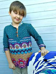 Long Board Shirt for boys and girls size 1-14