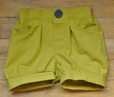 Stargazer Shorts for girls size 9m-16