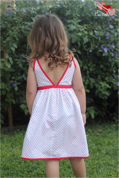 Sightseer Sun Dress for Girls size 1-16