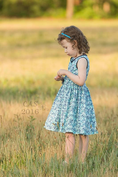 Day Dreamer Romper and Dress for Girls size 9m-16