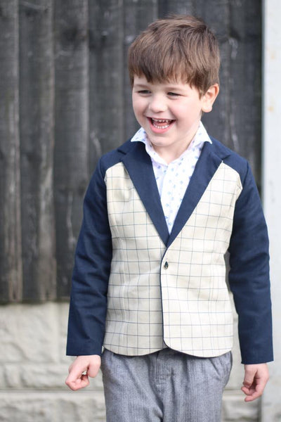 Metro Slimfit Blazer for Boys size 1-14