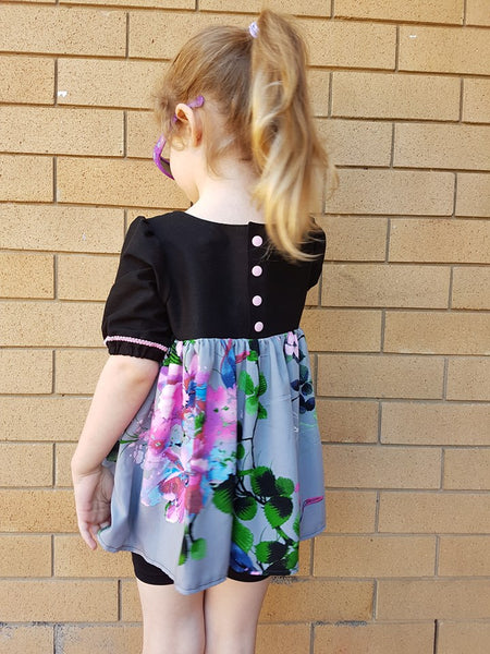 Day by Day Dress and Tunic for girls size 1-16