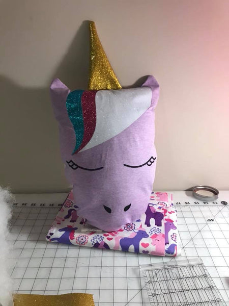 Dragon and Unicorn Pillow - FREE with code