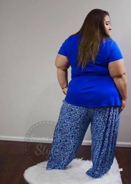 Parisian Nights PJ PANTS for Women size XXS-XXXL