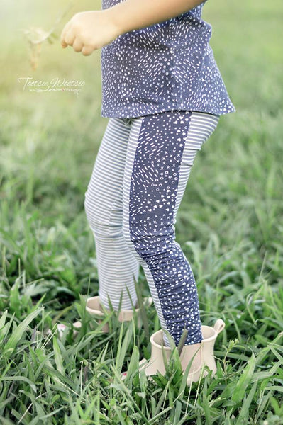 12 Days Leggings for Girls size 1-14 (Free with code)
