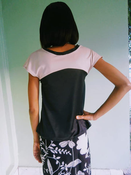 Creative Cap Sleeve for Women size XXS-5X