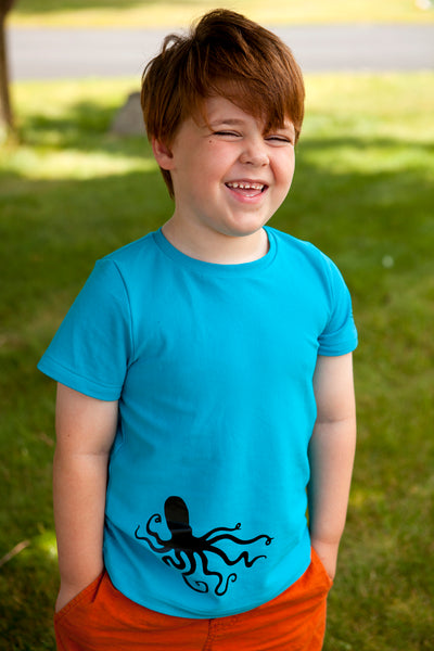 Everything but the Kitchen Sink Henley (EBTKS) for boys and girls size 1-14