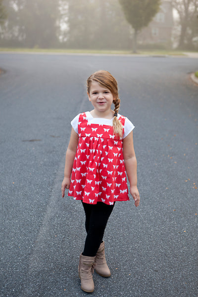 Days Away Pattern Bundle of Day by Day and Squared Away for girls size 1-16