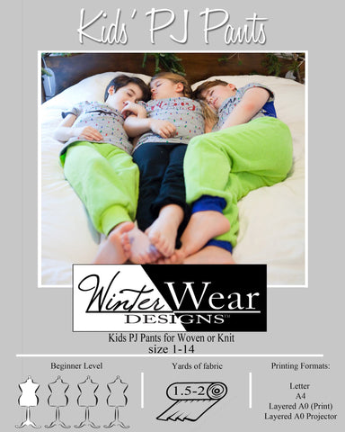 Kids' PJ Pants - FREE WITH CODE