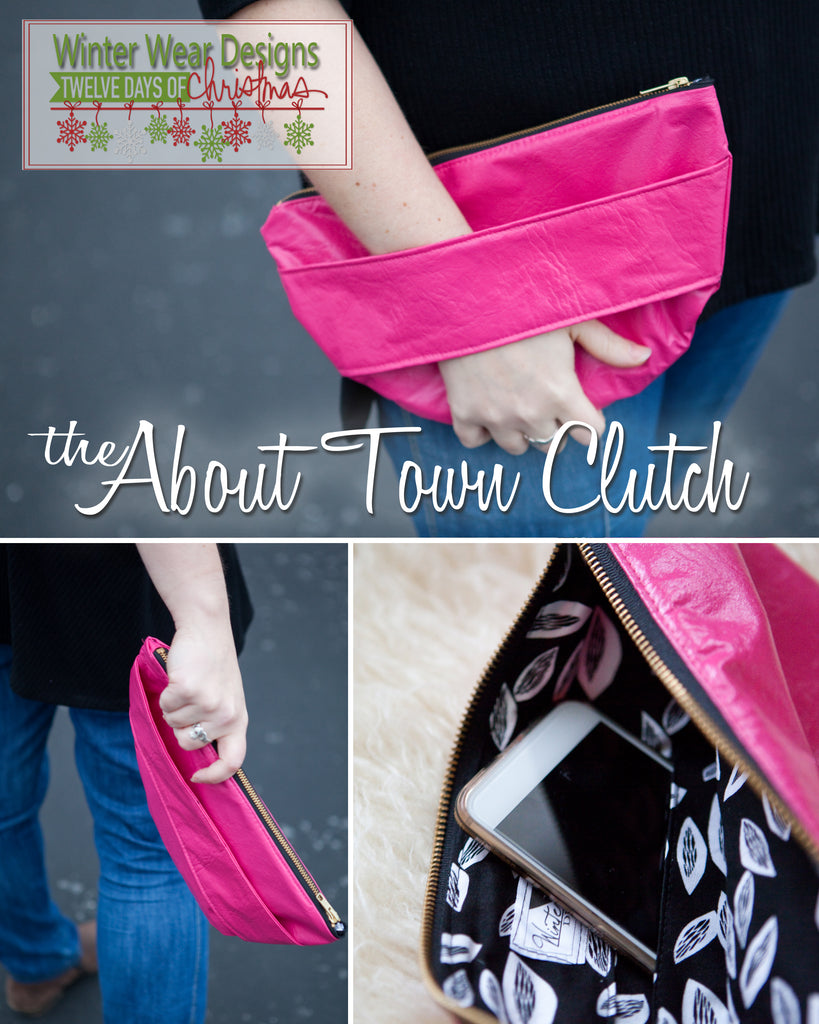 The About Town Clutch (Free with code)