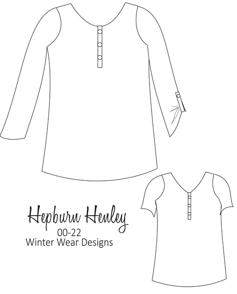 Hepburn Henley for Women size 00-24