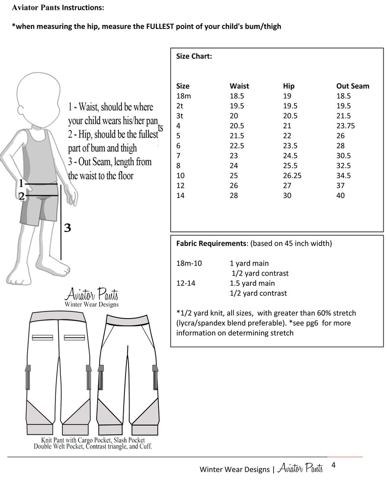 Aviator pants and shorts for boys and girls size 1 14 winter wear aviator pants and shorts for boys and girls size 1 14 publicscrutiny Gallery