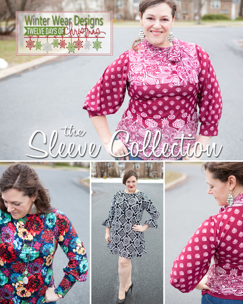 Sleeve Collection Add On Pack for Knit Garments