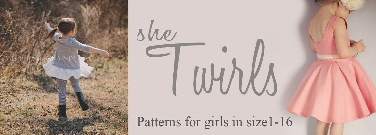 Shop Girls Patterns