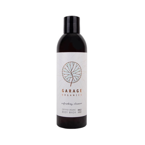 Garage Organics Body Wash
