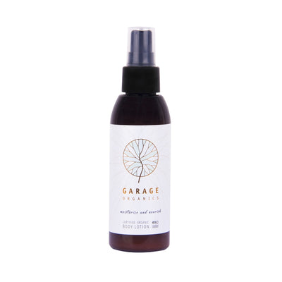 Garage Organics Body Lotion