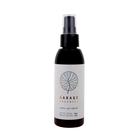 Garage Organics Relief Lotion