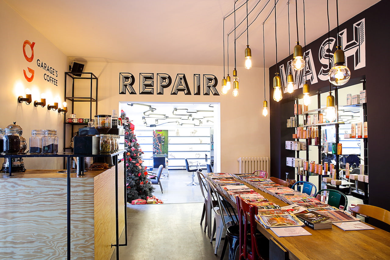 Garage Hair Repair Studio