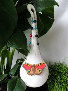 Belightful Butterfly Oasis with Nikkotakko Necklace
