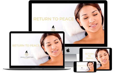 Return To Peace Online Program