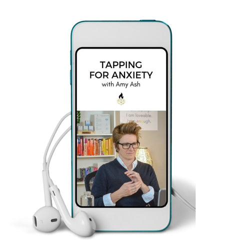 Tapping For Anxiety cellphone screenshot