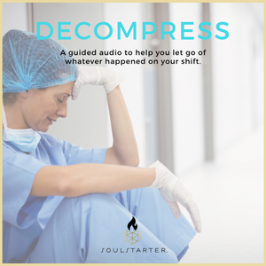 Decompress - A guided audio to help Nurses, First Responders let go MP3 Download