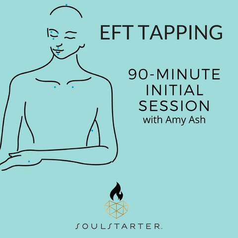 EFT Tapping Sessions with Amy Ash