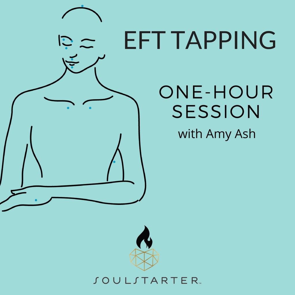 One-Hour EFT Tapping Session with Amy Ash