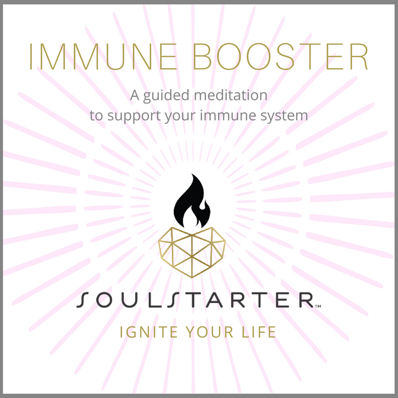 Immune Booster - A Guided Meditation to Support You During Sickness MP3 Download