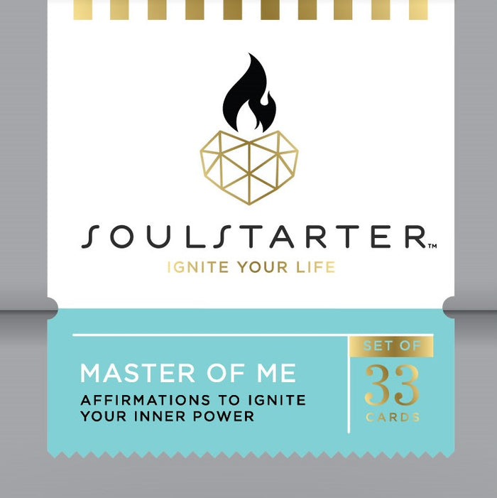 Master of Me - Affirmation Cards For Self-Empowerment & Self-Esteem