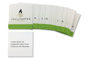 Restore Health - Affirmation Card Deck For Healing and Good Health