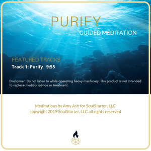 PURIFY - A Guided Meditation for stress reduction and soul rejuvenation MP3 Download