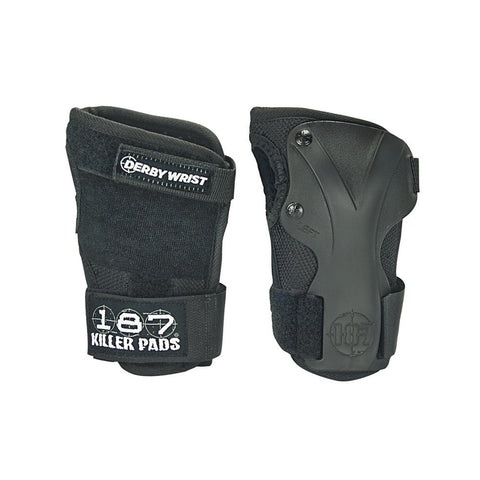 187 Derby Wristguards