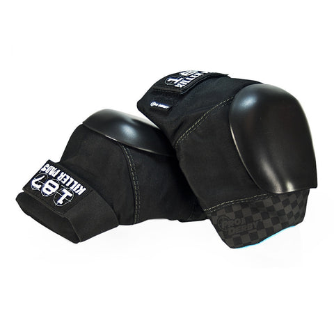 187 Pro Derby Knee Pad Black