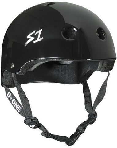 S1 Lifer Helmet - Black Gloss