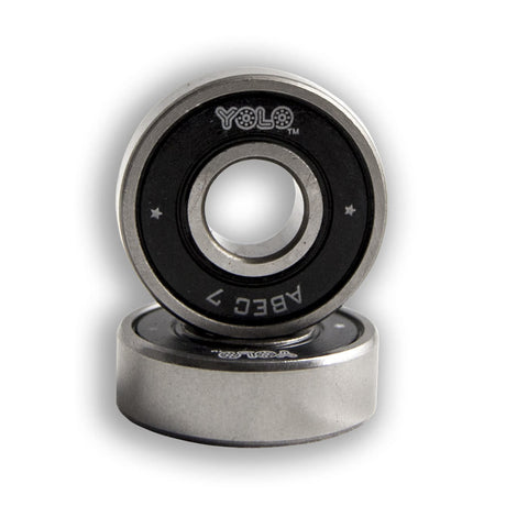 YOLO Abec 7 Bearings 8 Pack
