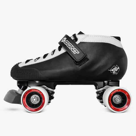 Bont Hybrid with Athena plate Ballistic Wheel