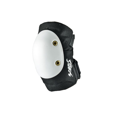 Smith Scabs - Elite Elbow Pads Black/White