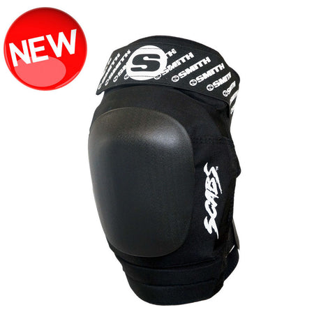 SMITH SCABS - ELITE II KNEE PAD - BLACK/BLACK
