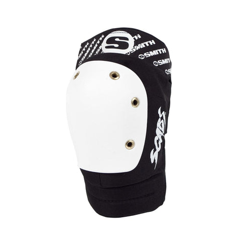 Smith Scabs Elite Knee Pads - Black / White