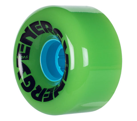 Radar Energy 65mm Lime Green - 4 Pack