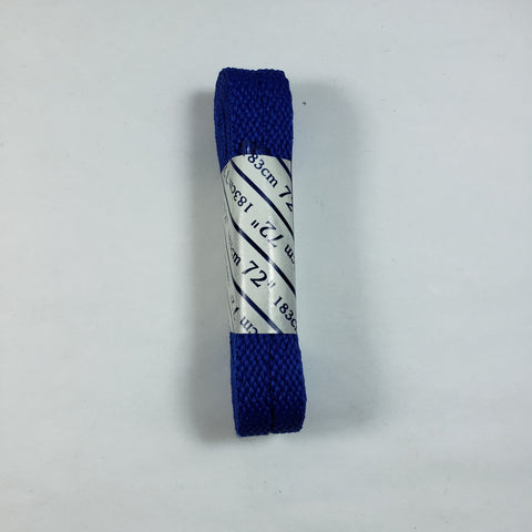 72 inch Lace Royal Blue