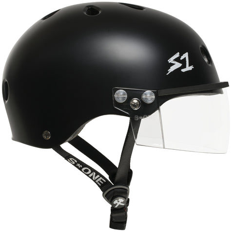 S1 Lifer Visor Gen 2 Black Matte