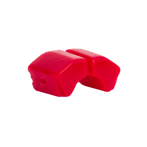 PowerDyne Arius Butterfly Cushions - Red 92A