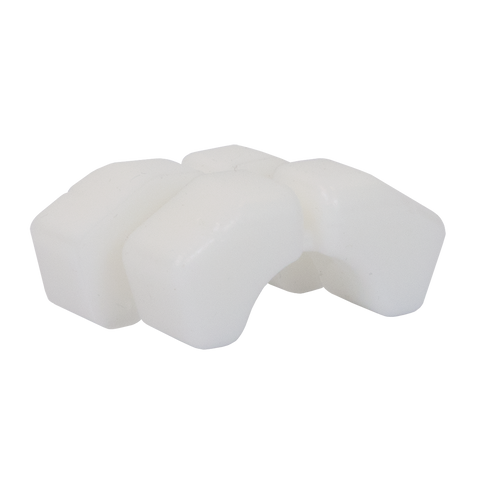 PowerDyne Arius Split Butterfly Cushions - White 80A