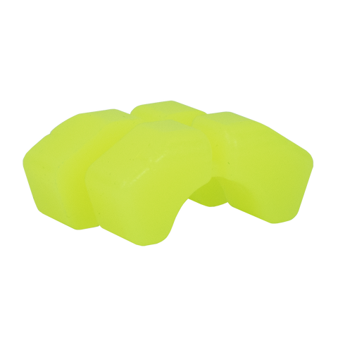 PowerDyne Arius Split Butterfly Cushions - Yellow Green 86A