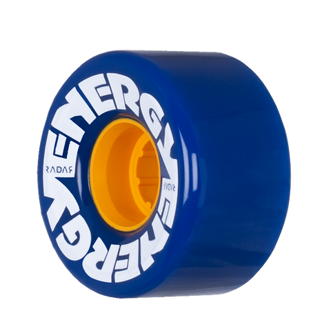 Radar Energy 57mm Navy - 4 Pack