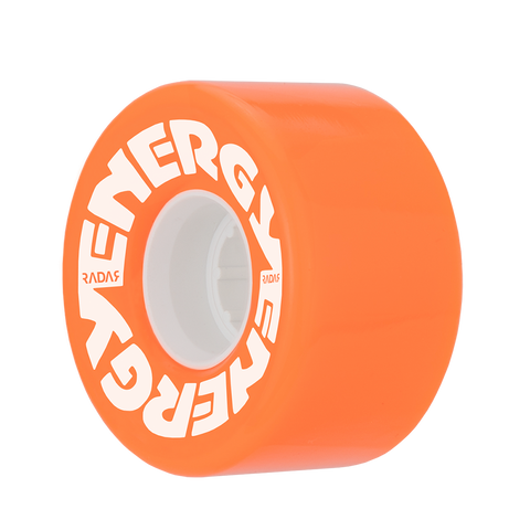 Radar Energy 57mm Orange - 4 Pack
