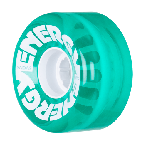 Radar Energy 62mm Clear Green - 4 Pack